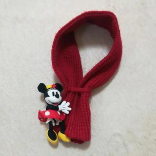 Disney - 【美品】ミニーマウス マフラー