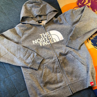 THE NORTH FACE - ノースフェイス  キッズ ジップアップ パーカー