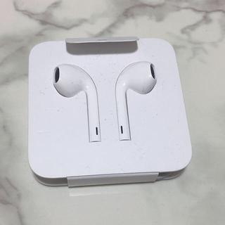 Apple - アップル イヤフォン 純正品