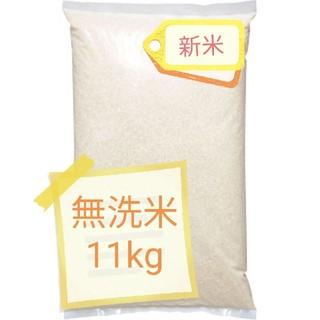 新米無洗米11kg