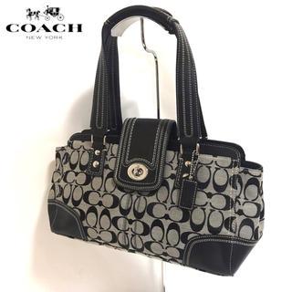 COACH - 【正規品】美品✨COACH/トートバッグ/ハンドバッグ/F13975/コーチ