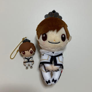 Johnny's - ちょっこりさん PVCキーホルダー 永瀬廉 King & Prince キンプリ