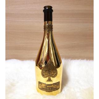 Dom Pérignon - アルマンド ブリュット(ゴールド)空瓶