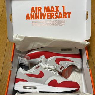 NIKE - Air Max 1 Anniversary OG Red