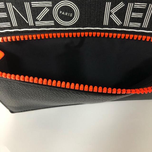 KENZO(ケンゾー)の【一度のみの使用】kenzo クラッチバック クラッチ メンズのバッグ(セカンドバッグ/クラッチバッグ)の商品写真