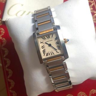 Cartier - ❤️カルティエ❤️ 18k 18金 タンクフランセーズ ラブブレス サントス