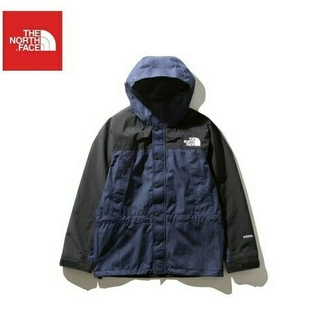 THE NORTH FACE - S THE NORTH FACE Mountain Light Denim