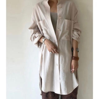 TODAYFUL - TODAYFUL Pocket Long Shirts ポケットロングシャツ