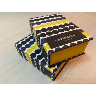 マリメッコ(marimekko)のANNA様専用 マリメッコ BOX(日用品/生活雑貨)