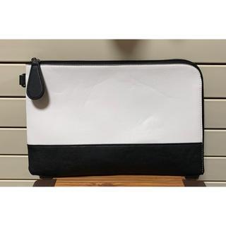 クラッチバック メンズ 鞄 クラッチ レザー レディース 男女兼用 ブラック 黒