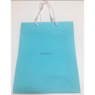 ティファニー(Tiffany & Co.)のティファニー Tiffany ショップ袋(日用品/生活雑貨)
