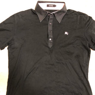 BURBERRY BLACK LABEL - バーバリーブラックレーベル ポロシャツ  価格交渉OK