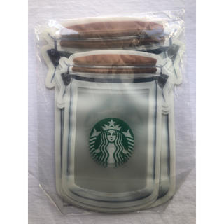 Starbucks Coffee - スターバックス福袋2019ジッパーバック6枚入り