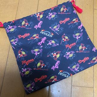 ヒステリックミニ(HYSTERIC MINI)のヒスミニ♡巾着袋(ランチボックス巾着)