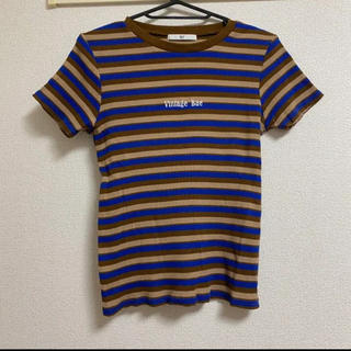 SLY - ボーダーTシャツ