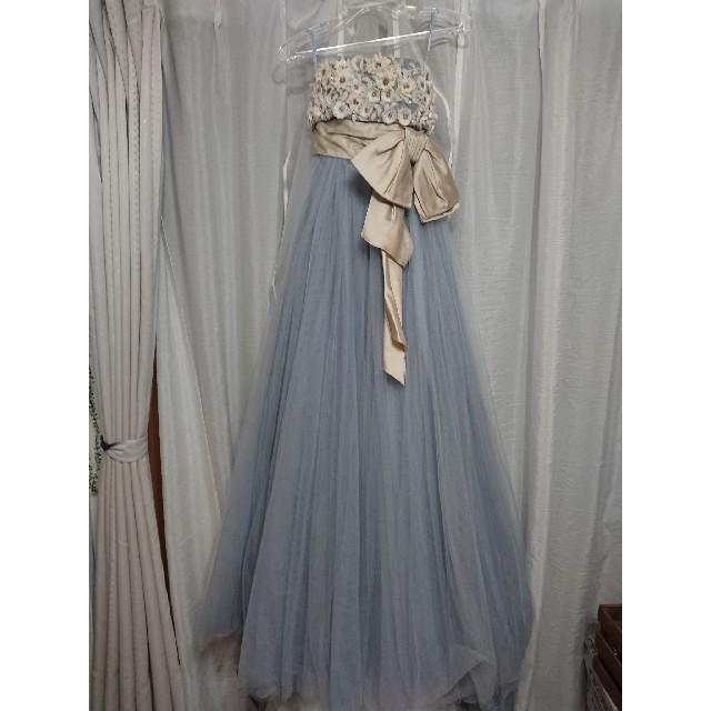 GRACE CONTINENTAL(グレースコンチネンタル)の【あー様3月5日までお取り置き】 グレースコンチネンタル カラードレス レディースのフォーマル/ドレス(ウェディングドレス)の商品写真