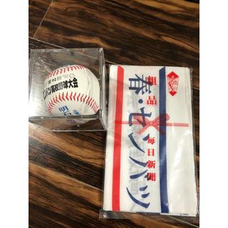 第92回 春 選抜 高校野球 大会 明石商業高校 出場記念