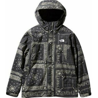 THE NORTH FACE - THE NORTH FACE NOVELTY SCOOP JACKET バンダナ