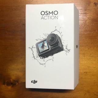 OSMO ACTION 美品(ビデオカメラ)