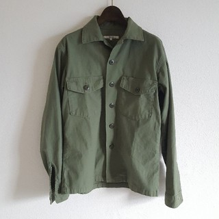 JOURNAL STANDARD - ミリタリーシャツジャケット