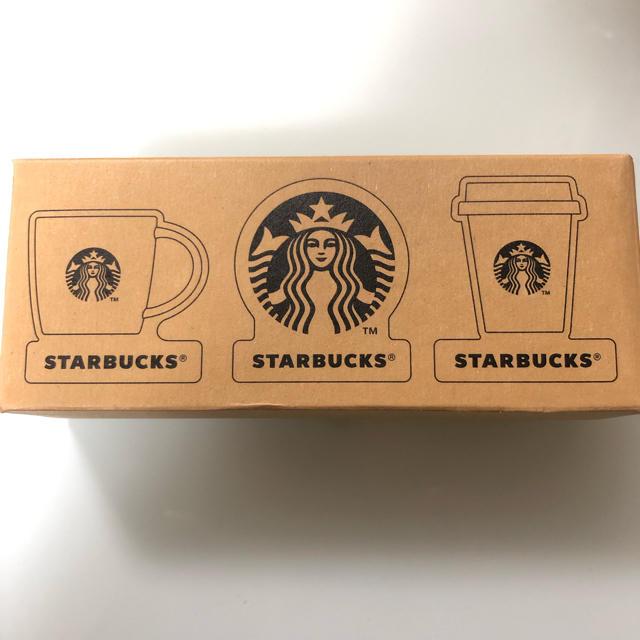Starbucks Coffee(スターバックスコーヒー)のスタバ クリップ 福袋 エンタメ/ホビーのコレクション(ノベルティグッズ)の商品写真