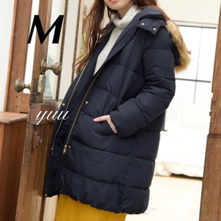 STUDIO CLIP - スタディオクリップ AIRCON 中綿ロングコート