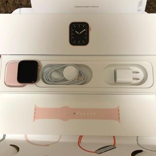 Apple - series5 Apple Watch 44mm GPSモデル