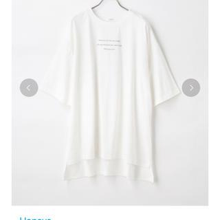 HONEYS - チュニック オーバーサイズ Tシャツ