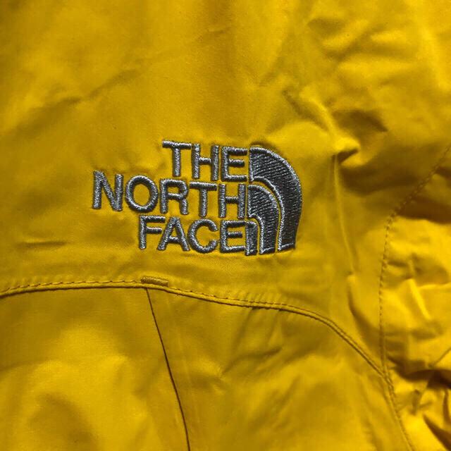 THE NORTH FACE(ザノースフェイス)のノースフェイス NP10800 イエロー レディースのジャケット/アウター(ナイロンジャケット)の商品写真