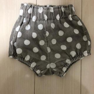 プティマイン(petit main)のショートパンツ かぼちゃパンツ 60~70(パンツ)