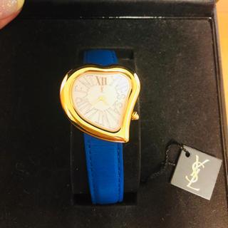 Saint Laurent - イヴ・サンローラン  ハートウオッチ 腕時計 ヴィンテージ 最終値下げ&出品