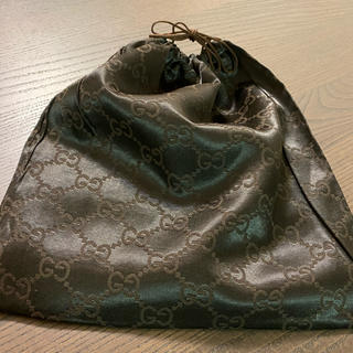 Gucci - GUCCI 保存袋 巾着袋