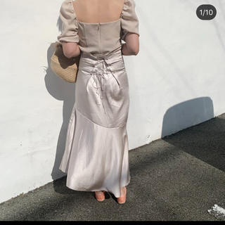 ZARA - mite スカート