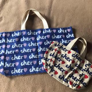 シェル(Cher)のCher トートバッグ(トートバッグ)