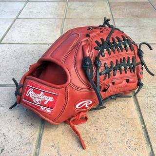 Rawlings - グローブ オールラウンド ローリングス プロステイタス 軟式野球 サード