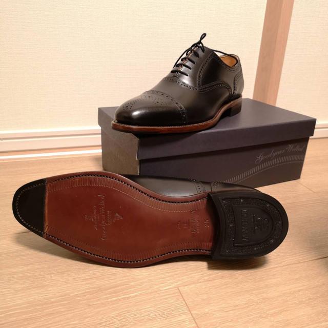 Alden(オールデン)の未使用 スコッチグレイン  匠 メンズの靴/シューズ(ドレス/ビジネス)の商品写真