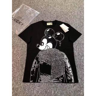 Gucci - 新品 GUCCI グッチDisney mickey コラボ Tシャツ サイズ54