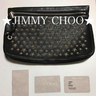 JIMMY CHOO - ★JIMMY CHOO★ スタッズ クラッチ