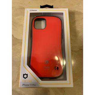 iFace first class レッド iPhone 11Pro
