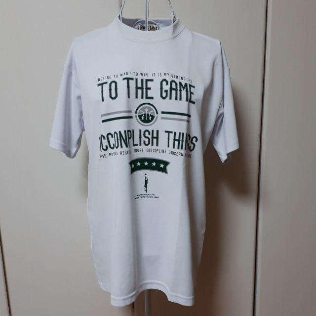 Tシャツ BALL LINE スポーツ/アウトドアのスポーツ/アウトドア その他(バスケットボール)の商品写真