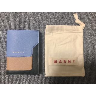 Marni - MARNI☆大人気ミニ財布☆新品未使用