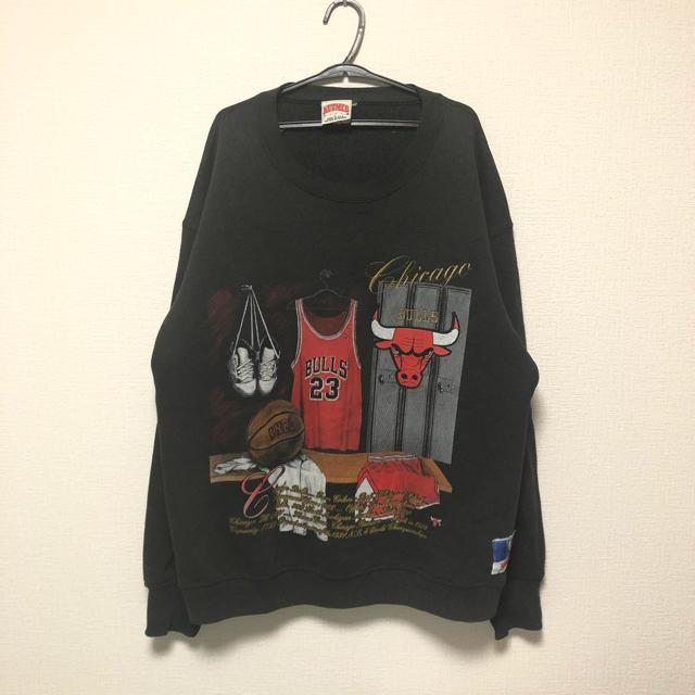 NIKE(ナイキ)のChicago Bulls マイケル・ジョーダン スウェット メンズのトップス(スウェット)の商品写真