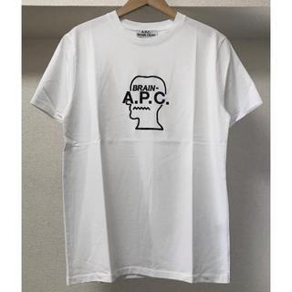 A.P.C - APC ブレインデッド Tシャツ M