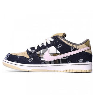 NIKE - NIKE sb dunk low travis scott 26.0cm