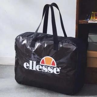 ellesse - ★エレッセ【超特大収納バッグ 】◆新品未開封