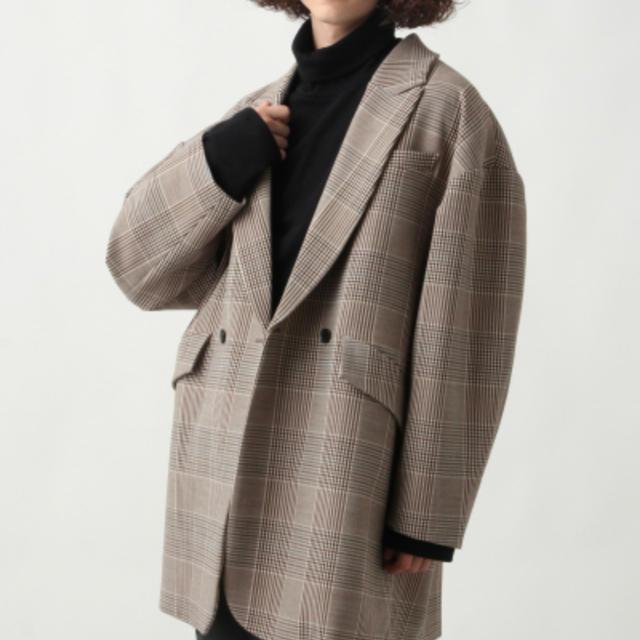 HARE(ハレ)のHARE オーバーロングジャケット サイズS ジャケットコート メンズのジャケット/アウター(テーラードジャケット)の商品写真