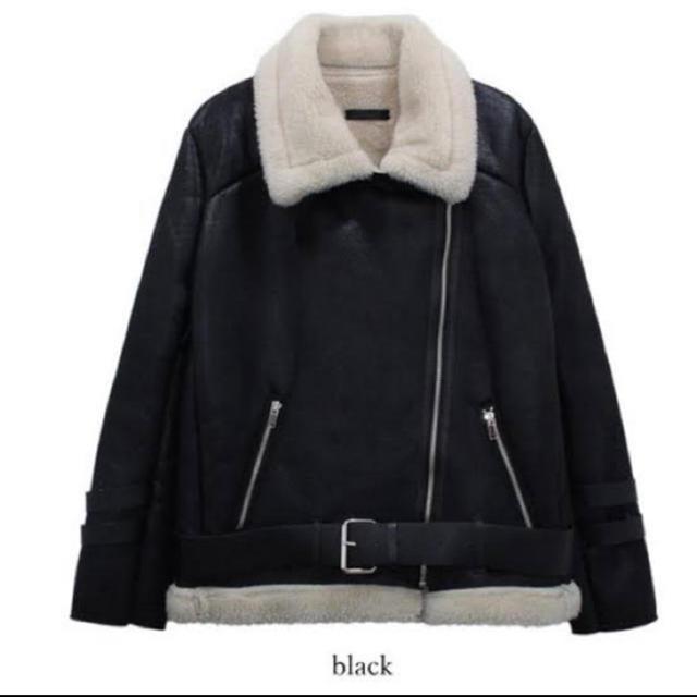 OHOTORO(オオトロ)のohotoro ムスタン レディースのジャケット/アウター(ムートンコート)の商品写真