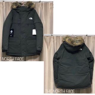 THE NORTH FACE - THE NORTH FACE 新品タグ付き マクマードパーカ XS