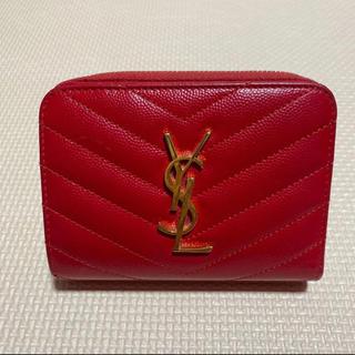 イヴサンローランボーテ(Yves Saint Laurent Beaute)のYSL イヴサンローラン 財布 短財布(財布)
