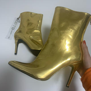 イエローブーツ(Yellow boots)のゆぅこ様お取り置き専用(ブーツ)